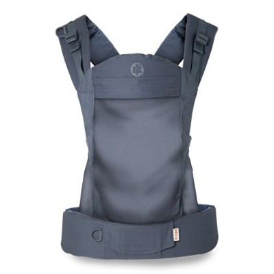 Beco Soleil Baby Carrier - Grey (includes bag and hood) by Beco Baby Carrier [並行輸入品]