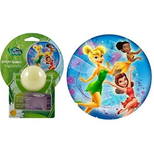 Disney Fairies Projectables LED Plugin Night Light - Tinkerbell Iridessa Rosetta by Projectables ...