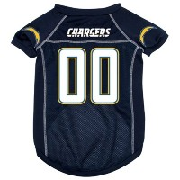 San Diego Chargers Pet Jersey, Small by Hunter Mfg. LLP