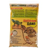 Reptile Sciences Terrarium Sand, 10-Pound, Natural Sedona by Reptile Sciences