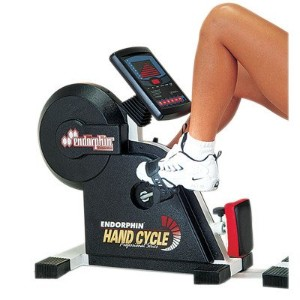 Endorphin? LBE - 300-E2 Ergometer with Foot Pedals