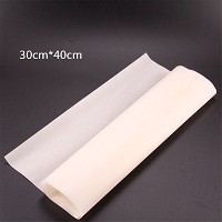 1 Pcs Greaseproof Oven Bakeware Baking Mat Pad Cooking Paper Kitchen Tool,S(30*40cm) by Crqes by...