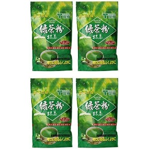 Tradition Pure Green Tea Powder Matcha Taiwan, 8.8 oz (Pack of 4) by Tradition
