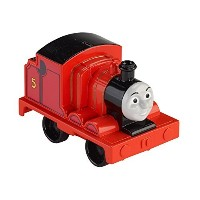 Fisher-Price My First Thomas The Train Push Along James Train [並行輸入品]
