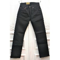 "LEVI'S VINTAGE CLOTHING "" 505 1967 Jean - 防縮加工ジーンズ "" リーバイスヴィンテージクロージング col.Black 67505-0104"