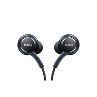 SAMSUNG EO-IG955 Earphones Tuned by AKG / Galaxy ギャラクシー S8 / S8+ イヤホン [並行輸入品] (Titanium Gray)...