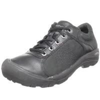 [キーン] KEEN MEN FINLAY  1002763 Black (Black/10)