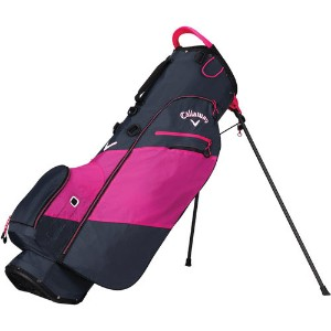 Callaway Ladies Hyper-Lite Zero Double Strap Stand Bag【ゴルフ レディース>スタンドバッグ】