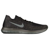 (取寄)Nike ナイキ メンズ フリー RN フライニット 2017 Nike Men's Free RN Flyknit 2017 Black River Rock Anthracite...