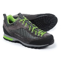 ガルモント メンズ ハイキング・登山 シューズ・靴【Sticky Weekend Gore-Tex Hiking Shoes - Waterproof, Suede】Grey/Anthracite
