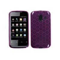 Asmyna HWU8665CASKCA149 Slim and Durable Protective Cover for Huawei Fusion 2 - 1 Pack - Retail...