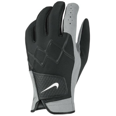ナイキ メンズ ゴルフ グローブ【All Weather Golf Gloves】Black/White/Cool Grey