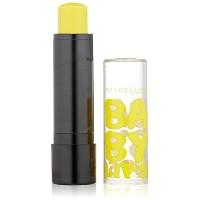 (Pack 2) Maybelline New York Baby Lips Balm Electro, Fierce N Tangy, 0.15 Ounce by Maybelline