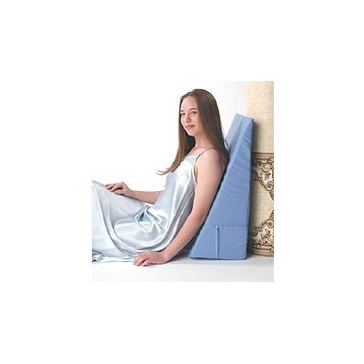 Alex Orthopedic - 5013-10-S - Back Wedge Bed Reading Pillow - Sand - 10 in. by Alex