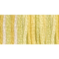 DMC 417F-4080 Color Variations Six Strand Embroidery Floss, 8.7-Yard, Daffodil Fields by DMC [並行輸入品]