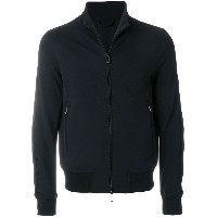 Emporio Armani technical lightweight jacket - ブラック