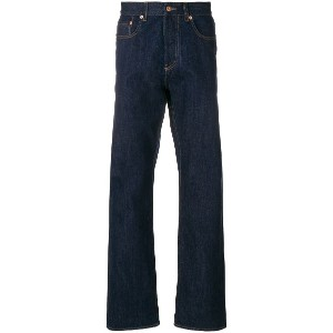 Natural Selection workwear high-rise jeans - ブルー