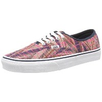 Vans Authentic Women US 10 Multi Color Sneakers