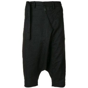 A New Cross tornado shorts - ブラック