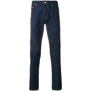 Love Moschino slim-fit jeans - ブルー