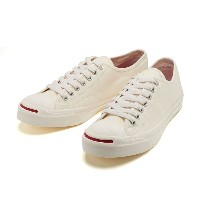 【CONVERSE】 コンバース JACK PURCELL WR CANVAS R ジャックパーセル WR キャンバス R 32263392 WHITE/RED