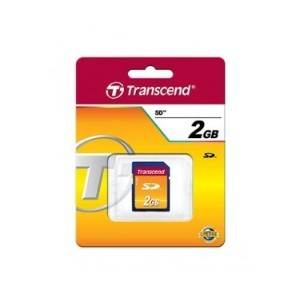 Transcend ts2gsdcカード、SD、2GB 50 pack TS2GSDC
