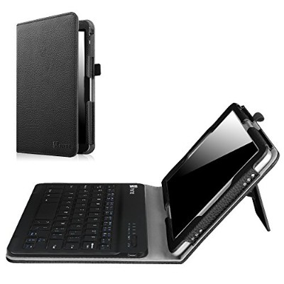 Fintie NuVision 8インチタブレットキーボードケース CZBG009US