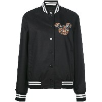 Marcelo Burlon County Of Milan Mickey Mouse ボンバージャケット - ブラック