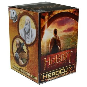 ☆春の特別企画☆エントリーで当店全品ポイント5倍!【Hobbit an Unexpected Journey Heroclix Figure Pack】 51ilQA0zCHL b00a8nalu8