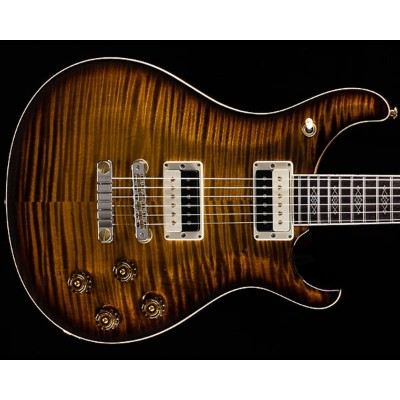 PRS(Paul Reed Smith)Private Stock McCarty 594 Tiger Eye Glow Smoked Burst 2017