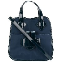 Tila March Zelig small contrast trim tote - Unavailable