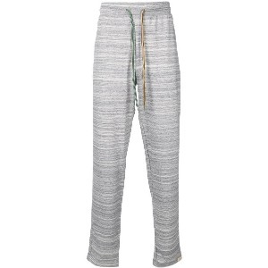 Paul Smith striped lounge trousers - グレー