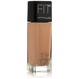 MAYBELLINE FIT ME! FOUNDATION #135