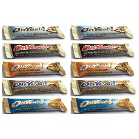Oh Yeah! プロテインバー バラエティパック 5種類×2本 10本セット(Oh Yeah! Protein Bar 5 Flavor Variety Pack)