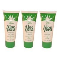Triple Lanolin 3 - Pack 2.25 Fl. Oz. Tubes Aloe Vera Hand & Body Lotion * 3 -pack by Triple Lanolin