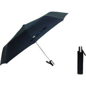 Sage & Emily 2182146 Light Weight Umbrella - Black
