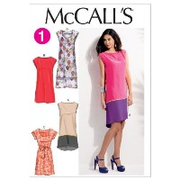 McCall's Patterns M6551 Misses' Dresses and Belt, Size Y (XSM-SML-MED) by McCall Patterns [並行輸入品]