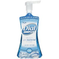 Dial 05400 7.5 Oz Spring Water Anti-Bacterial Foaming Hand Soap by Dial