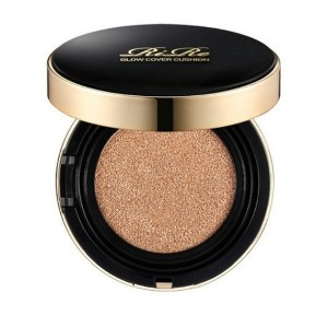 RiRe Glow Cover Cushion #21 Light Beige / Cosmetics / FACE MAKE UP / KOREAN COSMETIC / RIRE BASE MAKE UP / CUSHION PACT