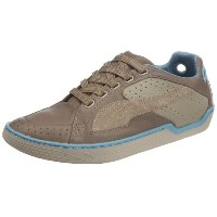 Puma Kite L Mens Leather Sneakers / Shoes - Grey-25.5