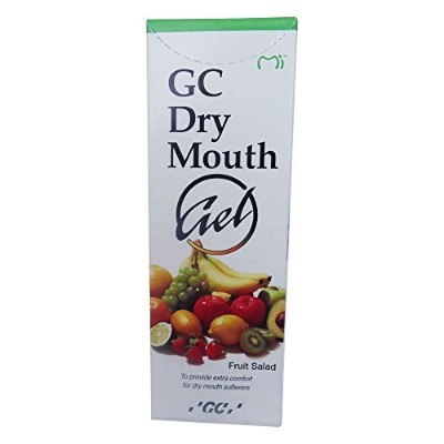 GC Dry Mouth Gel (Fruit Salad Flavor) 40G by GC