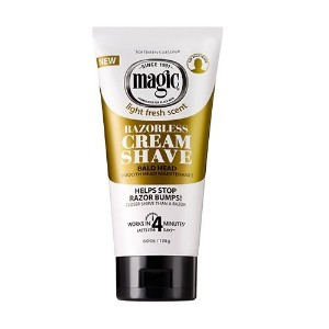 DDI - Magic Shave Smooth Razorless Hair Removing Creme (Cases of 6 items) by Magic Shave