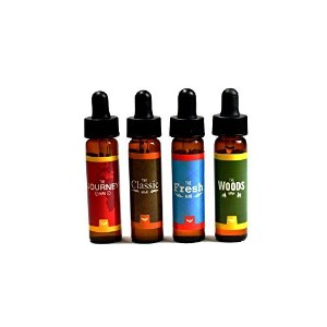 Sample Pack Beard Oil - The Classic Man Beard Oil, The Woods Man Beard Oil, The Fresh Man Beard Oil...