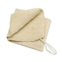 海外直送品Sisal Wash Cloth, 1 COUNT by Baudelaire