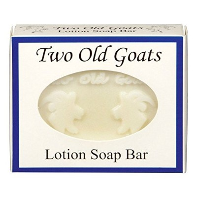 Two Old Goats Lotion Soap Bar by Two Old Goats