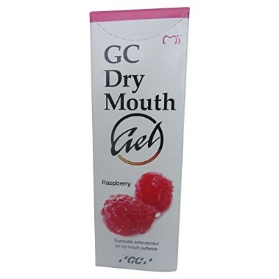GC Dry Mouth Gel (Raspberry Flavor) 40G by GC