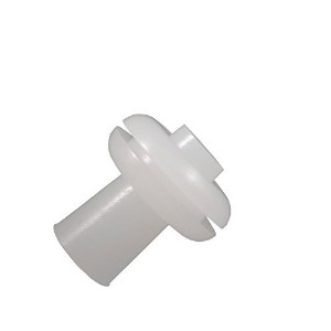 Homebrew Guys Fermentation Grommets.. Food Grade BPA-Free White Silicone Rubber. Comes Complete with 12 Stoppers.Best for use with Airlocks, Fermenting in Jars and Buckets. 3/8 Center by Homebrew Guys