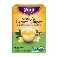 Yogi 27050-3pack Yogi Lemon Ginger Tea - 3x16 bag