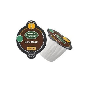 Green Mountain Dark Magic Coffee Keurig K-Mug Pods, 12 Count by Green Mountain Coffee