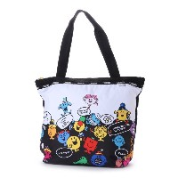 【SALE 30%OFF】レスポートサック LeSportsac HAILEY TOTE (LET'S BE FRIENDS) レディース